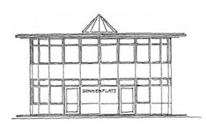 Rondo-Bürogebäude